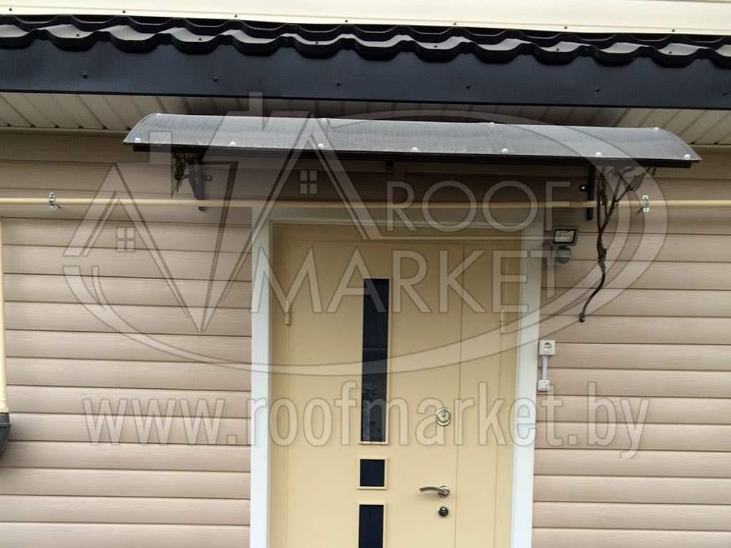 Замена кровельного покрытия на модульную металочерепицу «Venecja» с обшивкой фасада сайдингом