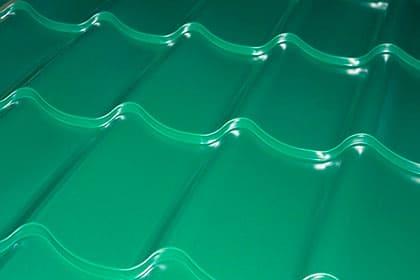 Полиэстер производства Скайпрофиль тип волны Монтеррей