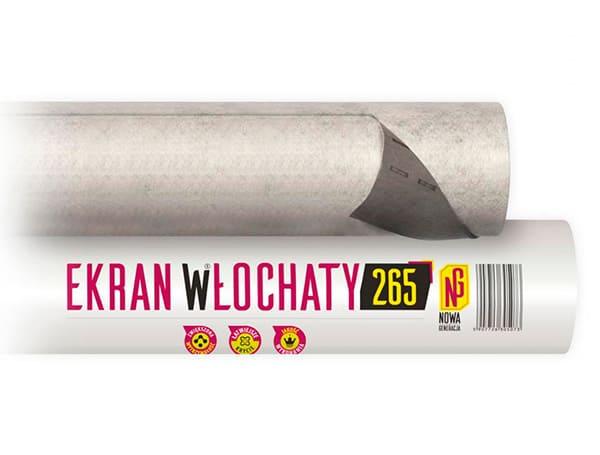 EKRAN DACHOWY WLOCHATY 265 NG