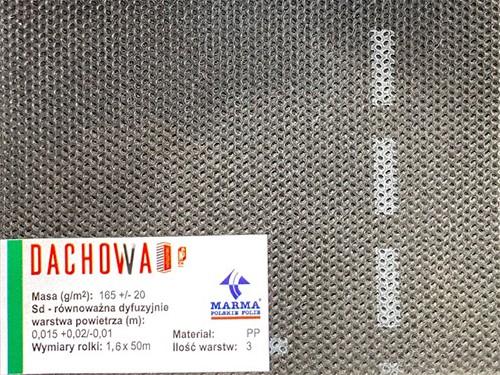 MARMA DACHOWA ENERGETYCZNA 165