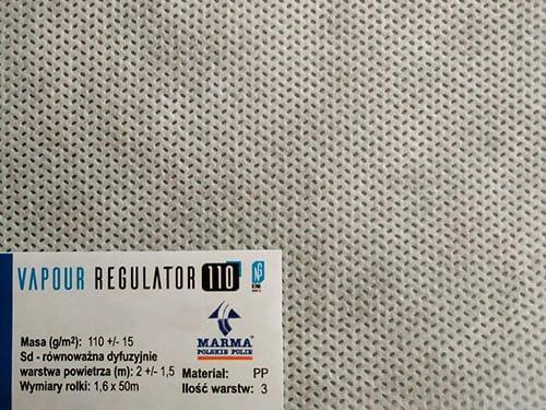 Пароизоляционная мембрана MARMA Vapour Regulator
