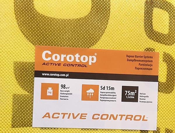 Corotop Active Control