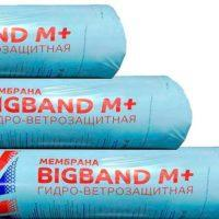 гидроизоляционная мембрана металлпрофиль bigband m plus
