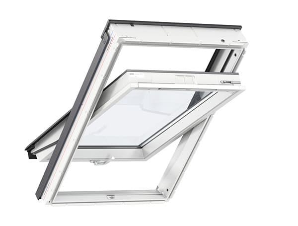 мансардные окна velux стандарт