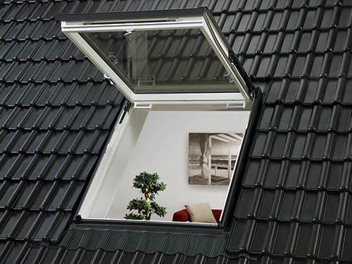 окна специального назначения velux