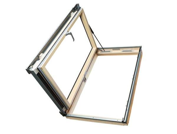 Эксплуатационный выход на крышу. GXL