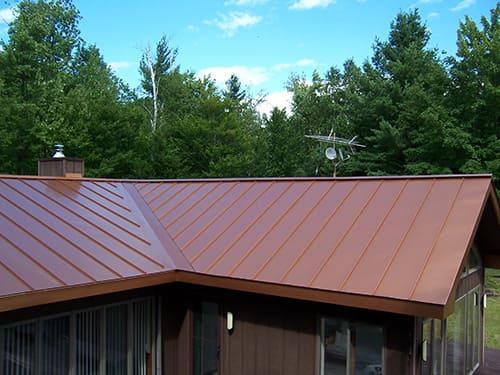 фальцевая кровля rubin roof