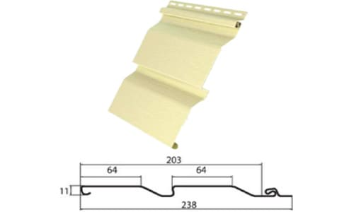 Технические характеристики Корабельный брус slim Grand Line