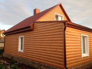 металлический блок хаус gl от grand line