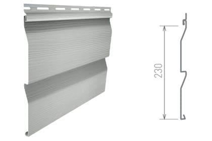 виниловый корабельный брус юпласт размеры