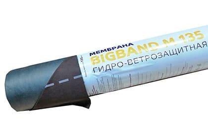 гидроизоляционная мембрана BIGBAND M 135