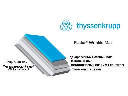 Pladur Wrinkle Mat состав